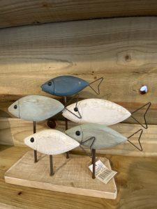 Gisela Graham Fish Display